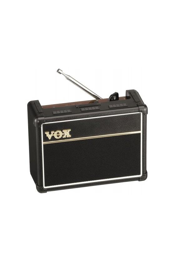 Vox poste de radio AC30